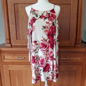 **2 for $10** Cute floral summer dress